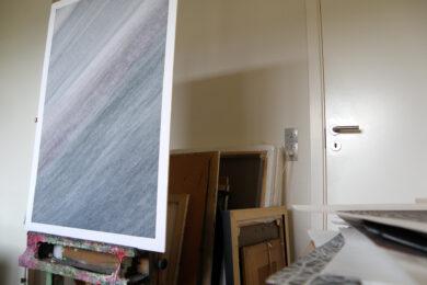 Billedkunstner Ulrik Guldin Pedersen – Atelier – ArtGallery