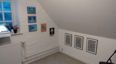 Gruppe udstilling – ART/GALLERY